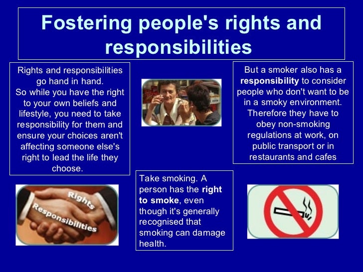 what rights and responsibilities should teenagers have essay Rights and responsibilities for children and teens rights and responsibilities: children and teens children and teens, and their families, will be treated by legacy.
