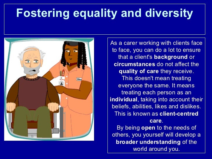 equality and diversity what is meant By itself, diversity can mean many things, but at its heart it indicates that there is a point of difference this means diversity broadly refers to many demographic variables some are visible, such as race, color, age and gender.