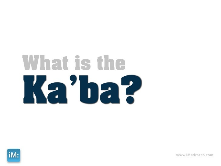 What Is The Kaba?