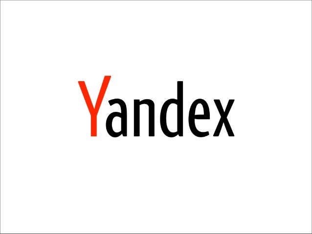 BEM. What you can borrow from Yandex frontend dev