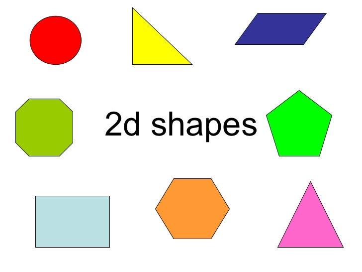 What 2d shape_am_i