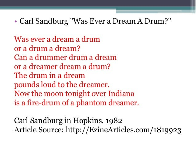 an analysis of the poem by carl sandburg about motivation Carl sandburg fog poem analysis essays, mba finance homework help i have zero motivation to do my homework, my computer keeps freezing.