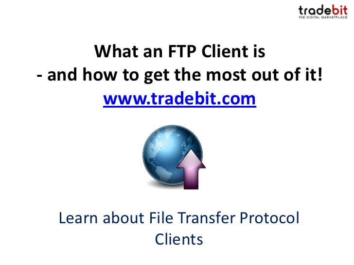 Beginners Guide to FTP clients and programs
