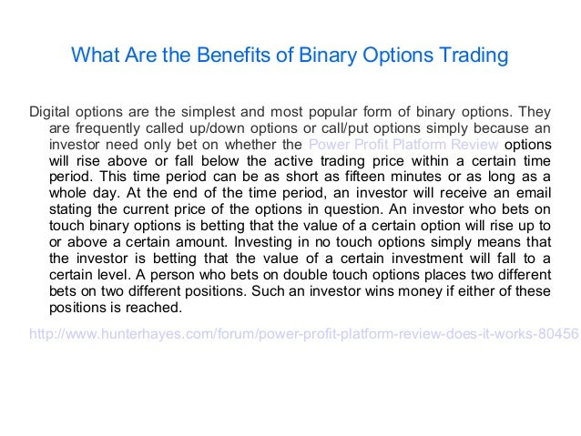 Binary options how many trades per day