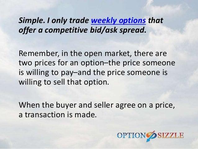 Best option trade alerts