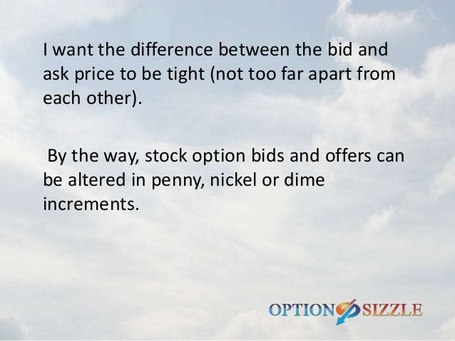 Best stocks to sell options on