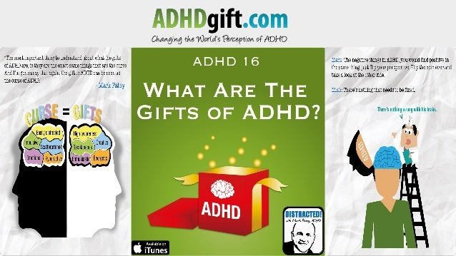What are the gifts of adhd