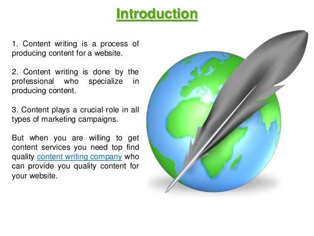 Seo writing companies
