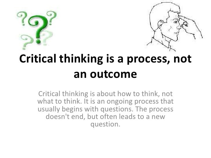 how do you learn critical thinking What is critical thinking why is critical thinking important who can (and should) learn to think critically how do you help people learn to think critically.