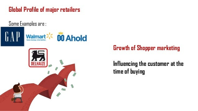 Global Retailers Examples Retailers Some Examples