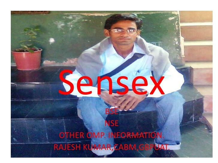 What Are The Sensex & The Nifty