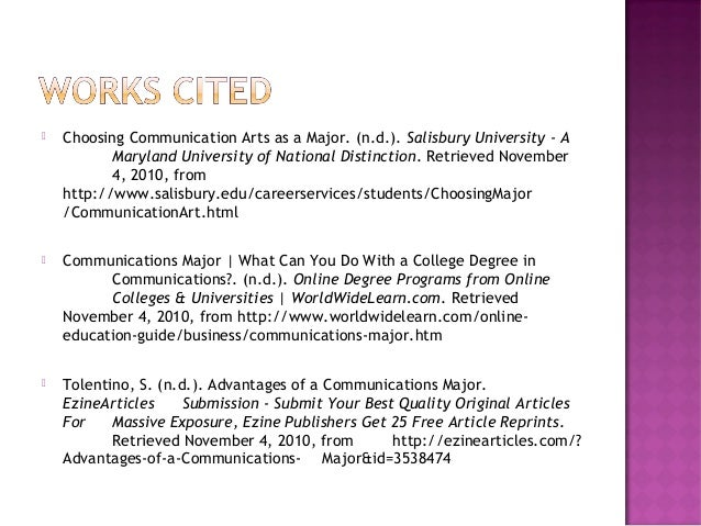 What can a degree in communications do for me?