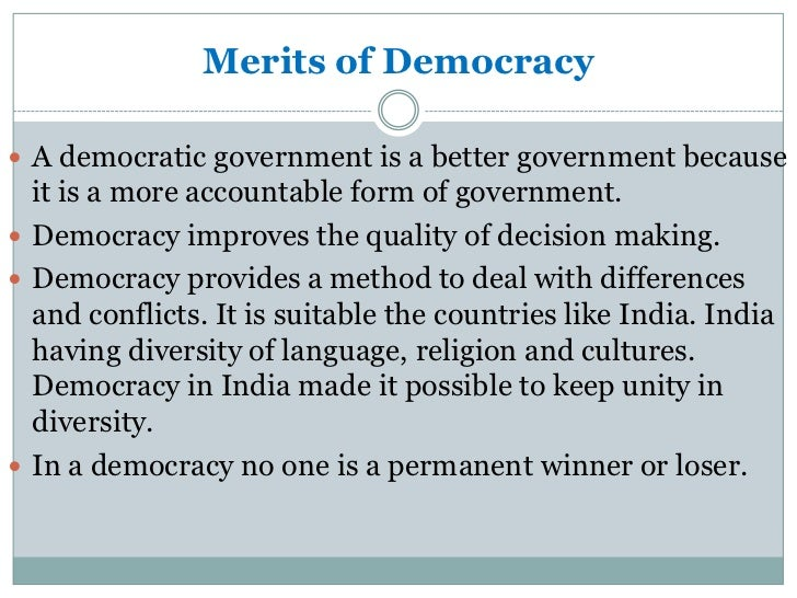 essay on democracy in pakistan