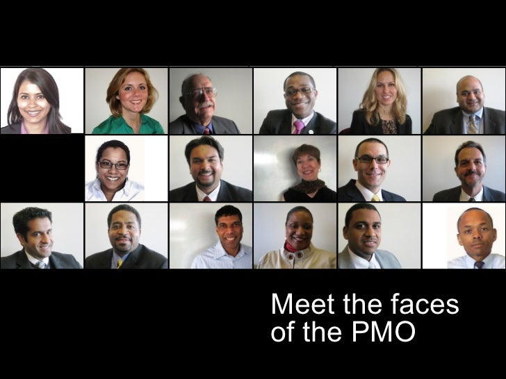 What does the PMO do?
