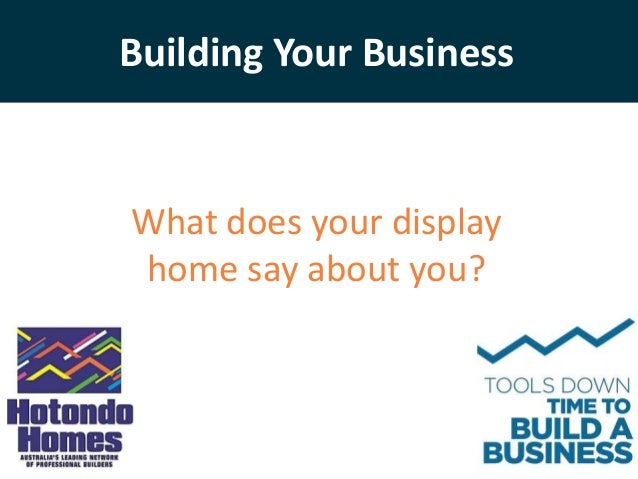 What Does Your Display Home Say About You