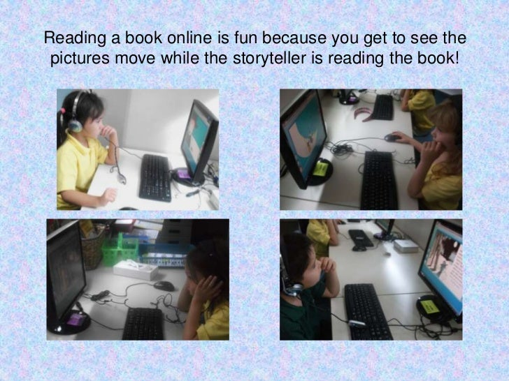 Rainbow Fish Book Read Online Reading a Book Online is Fun