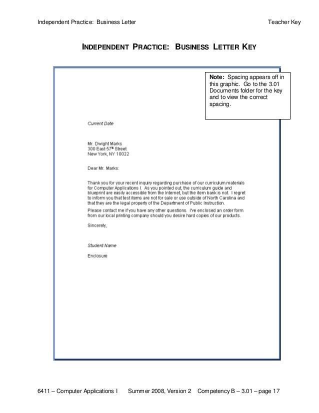 cover letter to government job