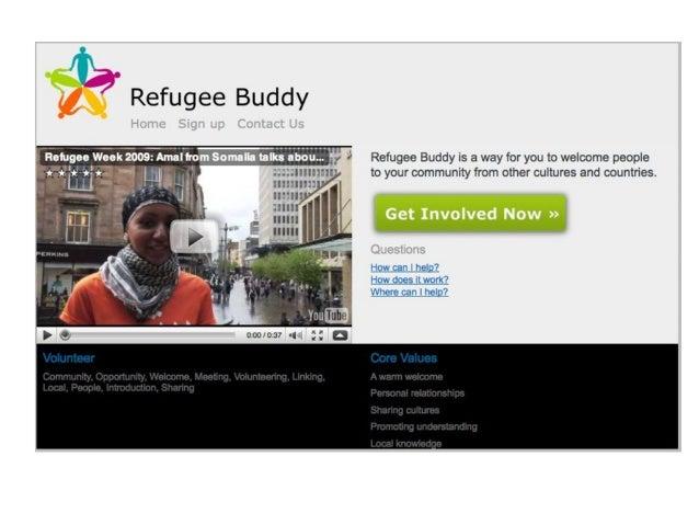 Refugeebuddy Presentation