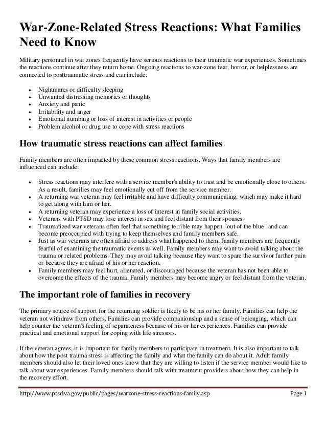 What families need to know