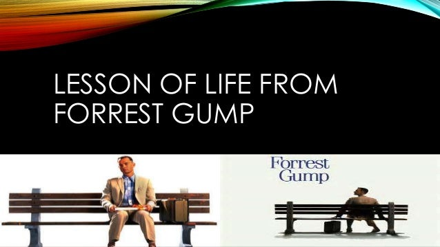 Lesson of Life From Forrest Gump