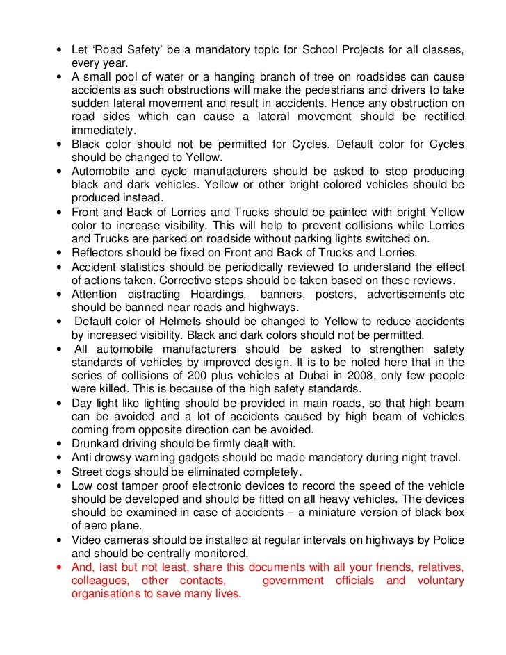 rules of the road essays Here's the full essay that i wrote with my students for the question below ielts writing task 2: 'road safety' essay here's the full essay according to recent news, some people cannot adopt frequent changes of road rules, for example, road signs which cause confusion or distraction of driving thus.