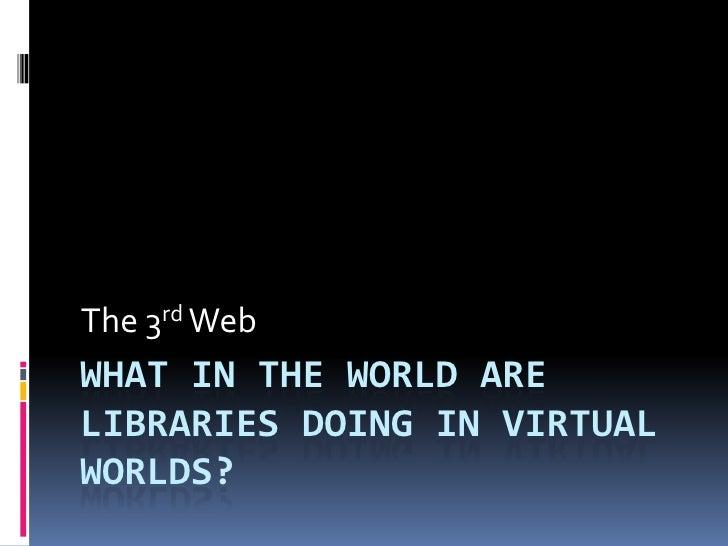 Whatintheworld