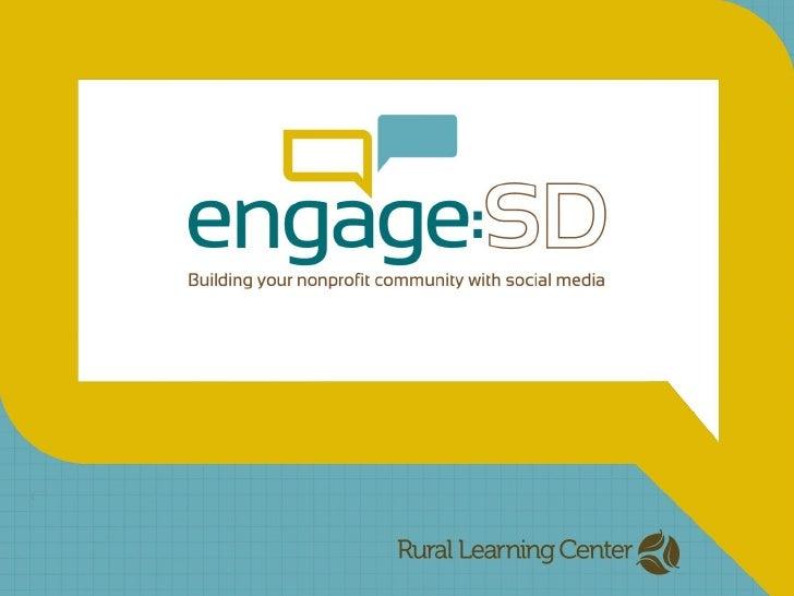 Engage:SD Sponsor
