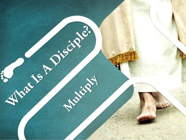 What is a disciple part 1