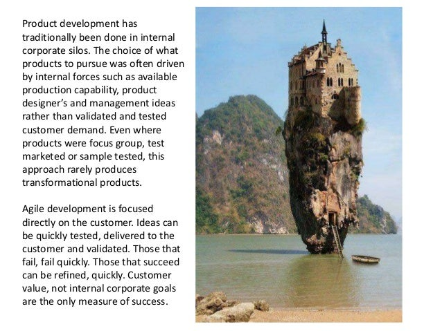 the impact of transition from waterfall In transitioning the mindset of the team from that of a waterfall model to an agile transition to the agile impact on performance resulting in.