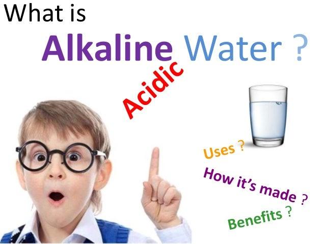 What is Alkaline Water ?