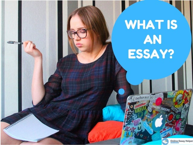 essay four main type