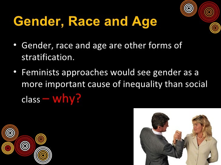 Why are race, gender, and age social structures?