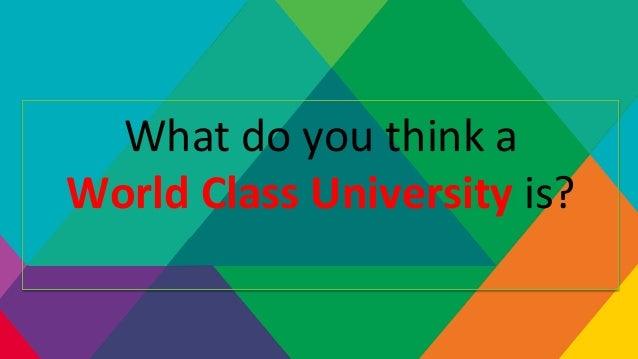 Anda adalah Mahasiswa Terbaik Dunia, Disini UNP ?
