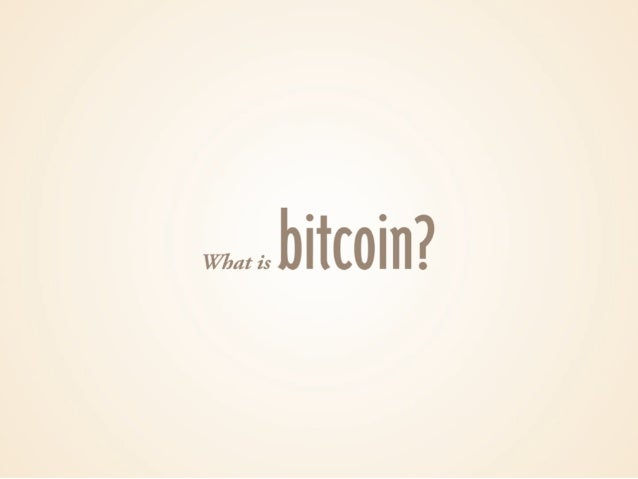 What is Bitcoin? - A guide for beginners