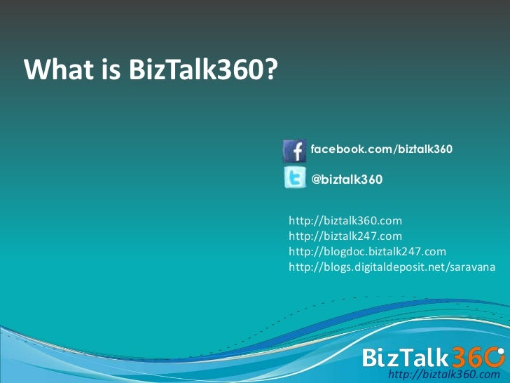 What is BizTalk360