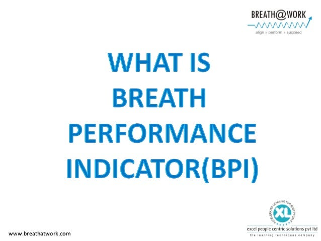 What is Breath Performance Indicator