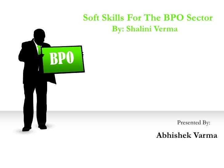 What is bpo abhishek varma