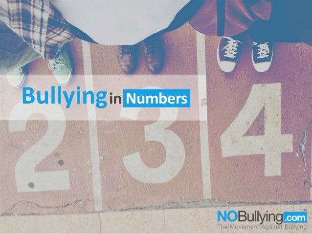 What is bullying? NoBullying.com