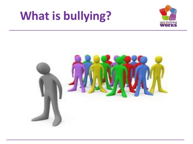bullying is it a behavior Physical bullying harm to someone's body or property emotional bullying harm to someone's self-esteem or  feeling of safety social bullying harm to someone's group acceptance verbal nonverbal verbal nonverbal verbal nonverbal level one expressing physical superiority.