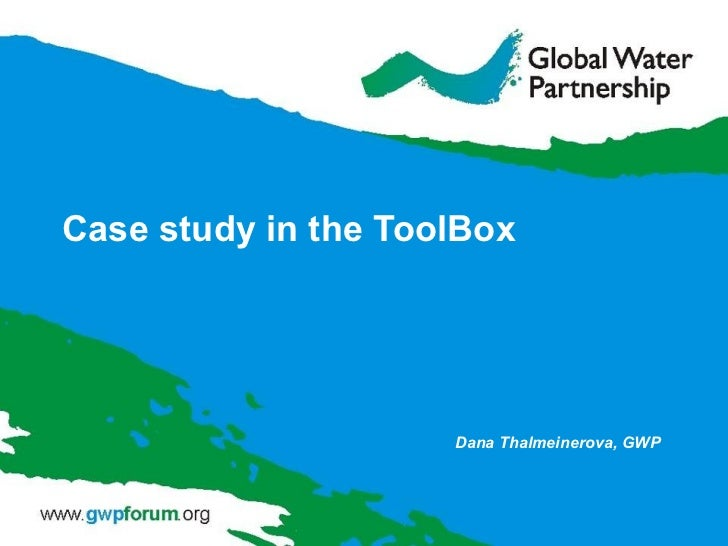 What Is Case Study Tool Box