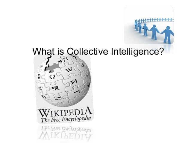 What is Collective Intelligence?