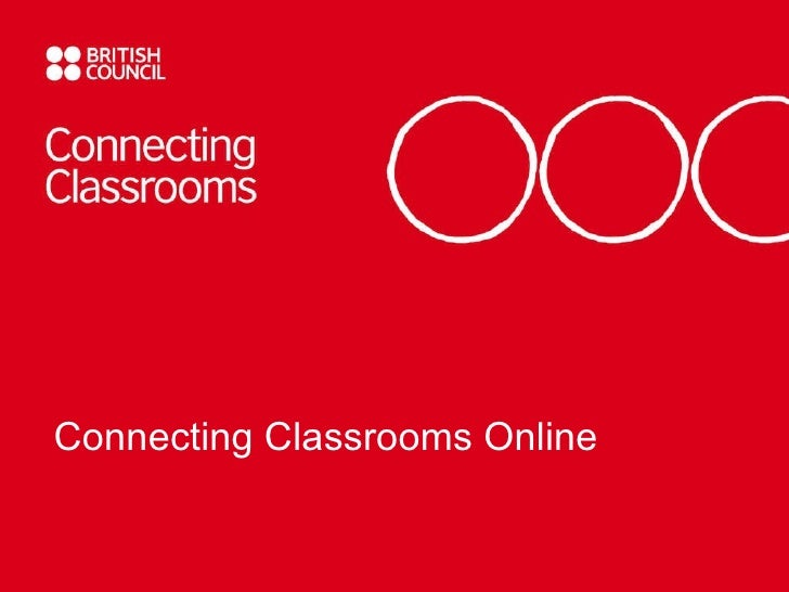 Connecting Classrooms Online