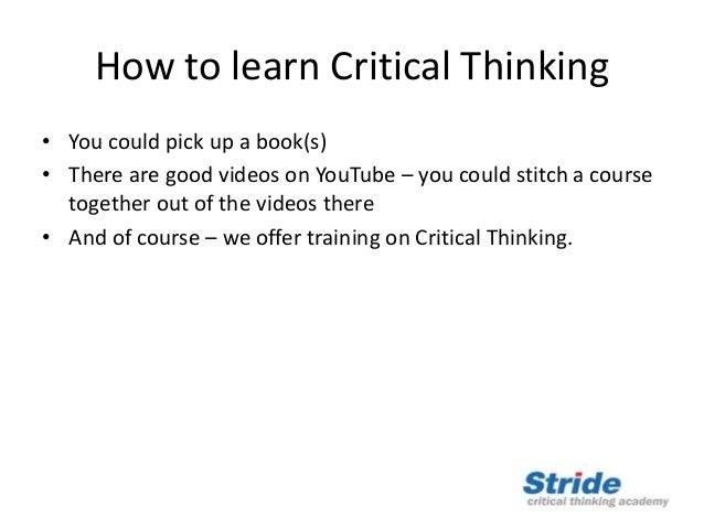 critical thinking triad insurance company essay Fire service training and professional development the us fire administration (usfa) and our national fire academy (nfa).