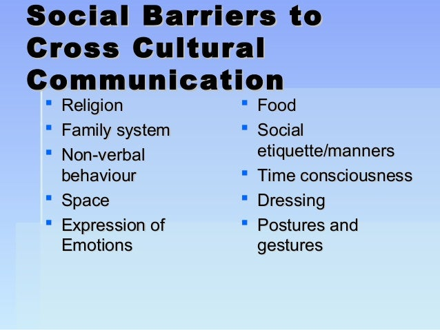 Image result for cultural barriers to communication