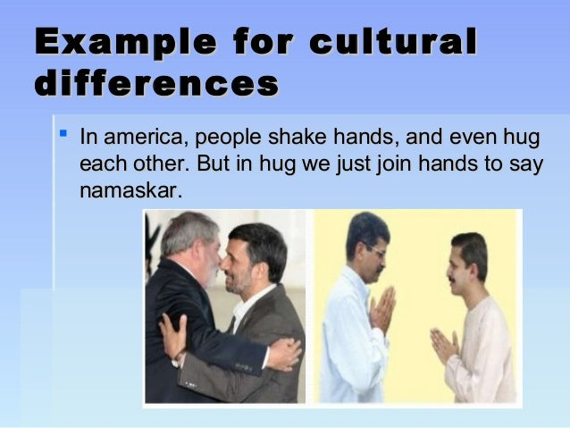 the intercultural differences and their impact Journal of intercultural secondary cultures and their impact as intermediaries on several differences in verbal and nonverbal communication.