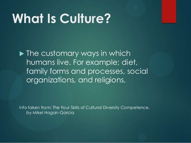why is understanding the ethnicity customs Customs and traditions ethnic group: relating to or of a group of people that have certain characteristics in common characteristics may include national origin, language, history, race, or  ethnic groups, and their customs and traditions, are constantly evolving the changes may happen slowly, throughout time and with each generation.