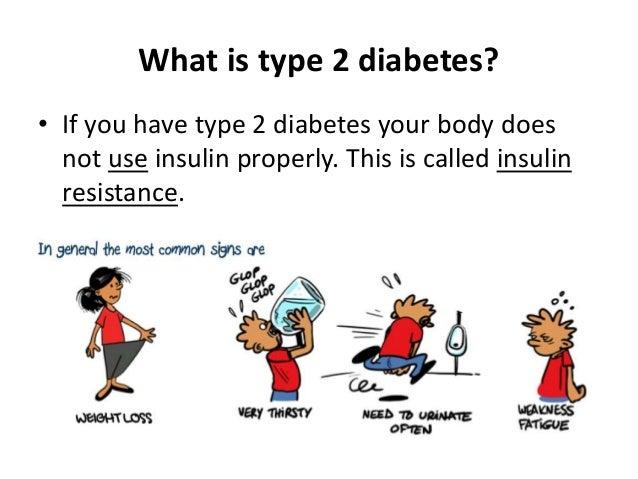 What is diabetes type 1 (2)