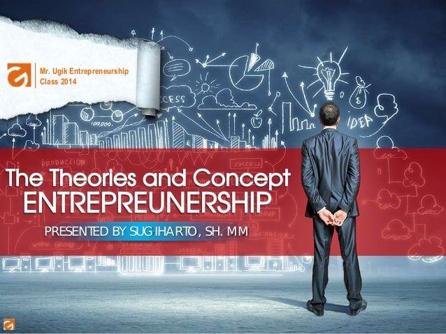 What is entrepreneurships