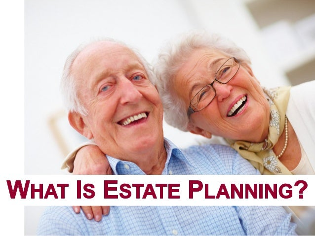 Free Cincinnati Estate Planning Consultation This is a very basic look at the anatomy of a simple estate plan. If you woul...