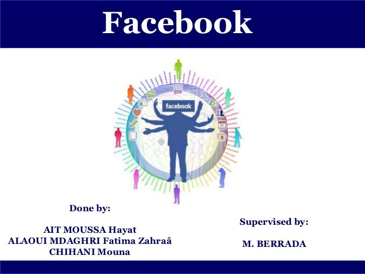 Facebook          Done by:                               Supervised by:     AIT MOUSSA HayatALAOUI MDAGHRI Fatima Zahraâ  ...